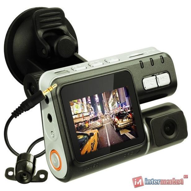 Видеорегистратор iconBIT DVR Duo, black