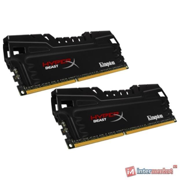 Комплект модулей памяти Kingston HyperX Beast KHX18C10T3K2/8, DDR3, 8 GB