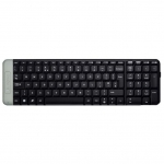 Клавиатура Logitech K230 Light Grey