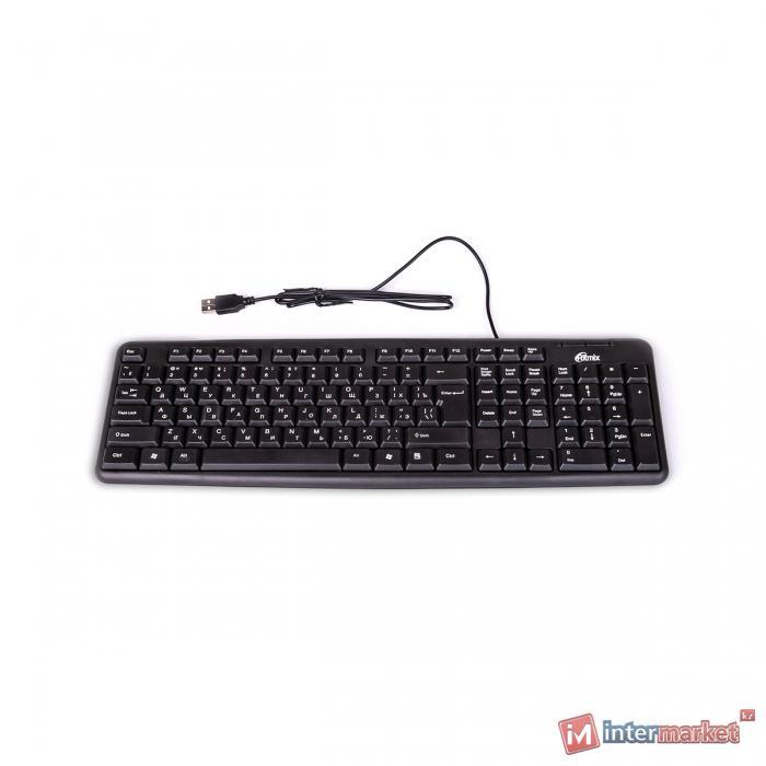 Клавиатура проводная Ritmix RKB-103