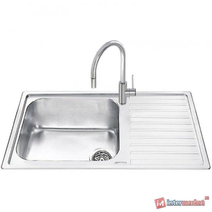 Кухонная мойка SMEG-BI LGM861D-2