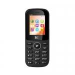 Мобильный телефон BQ (AKS) 1807 STEP plus ЧЕРНЫЙ