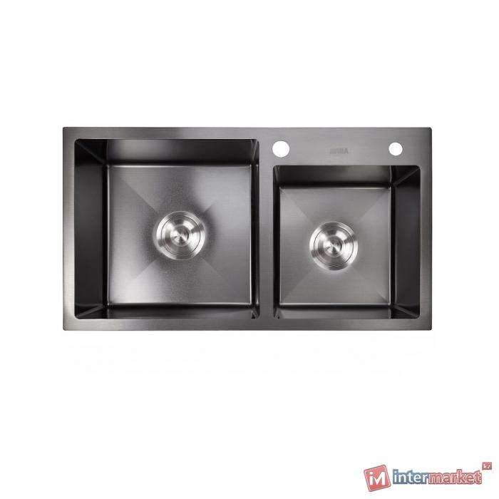 Кухонная мойка Avina HM 7843 black