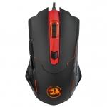 Мышь проводная игровая оптическая Redragon Pegasus (черный) USB, 7 кнопок, 500-7200 dpi, НОВИНКА!