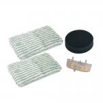 Набор (для пылесоса) TEFAL ZR005801(2 тряпки,поролоновый фильтр,картридж от накипи) для пылесосов серии VP75