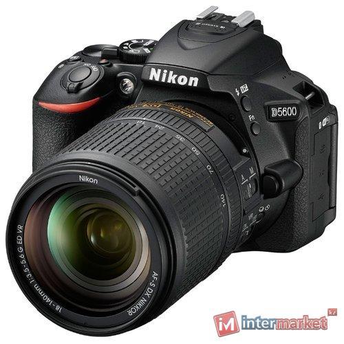 Зеркальный фотоаппарат Nikon D5600 Kit 18-140mm f/3.5-5.6G ED VR