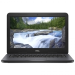 Ноутбук Dell Latitude 3300 (Core i5/8250U/1,6 GHz/8 Gb/256 Gb/Без оптического привода/Graphics/UHD 620/256 Mb/13,3 ''/1366x768/Windows 10/Pro/64/черный)