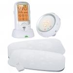 Радионяня Ramili Baby RA300SP2 с расширенным монитором дыхания