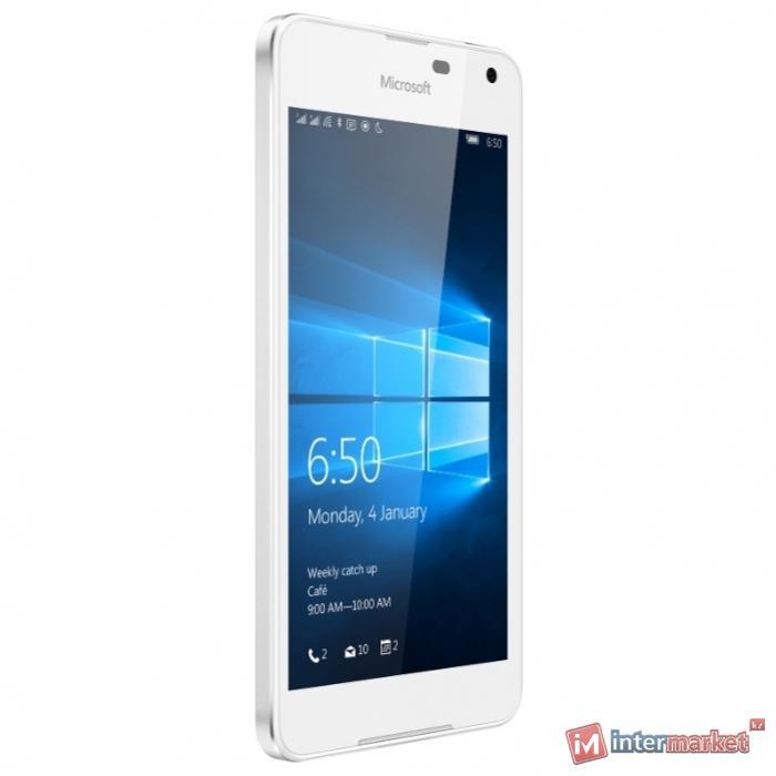 Смартфон Microsoft Lumia 650 Dual Sim, White