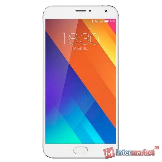 Смартфон Meizu MX5 32Gb, White-gray