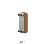 Теплообменник паяный Ditreex BL26C-50D/1 (фронтальное подключение)