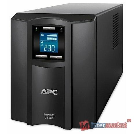 Интерактивный ИБП APC by Schneider Electric Smart-UPS SMC1500I