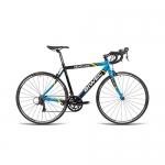 Велосипед шоссейный Biwec Road Line 48 чёрно-синий