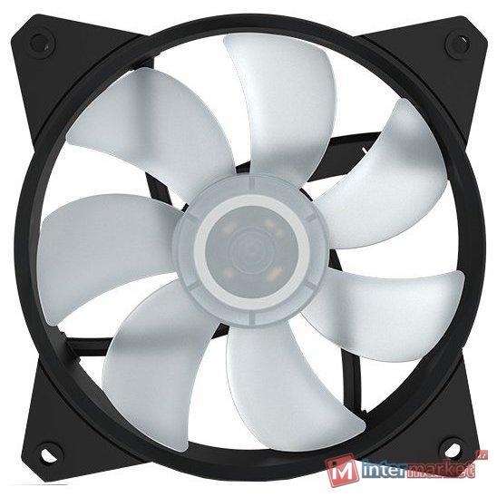 Вентилятор для корпуса Cooler Master MasterFan MF121L RGB